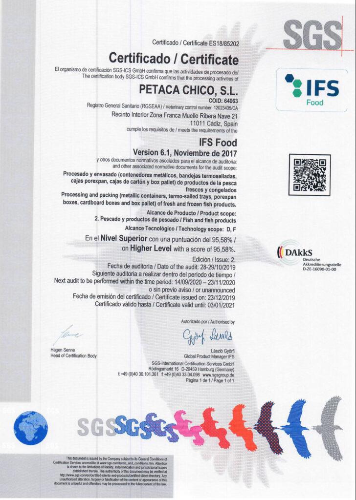 certificado-ifs-atun-rojo-amadraba